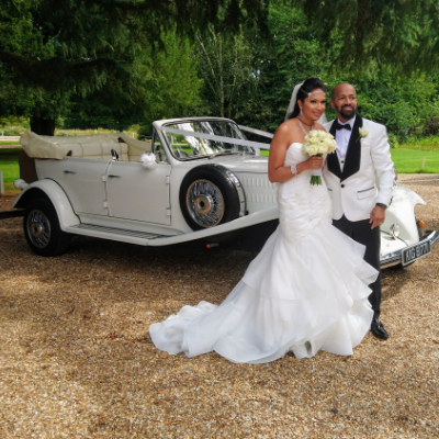 CWC Wedding Car Hire Vintage & Classic Wedding Car