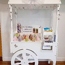 KCM Sweets and Treats Popcorn Cart