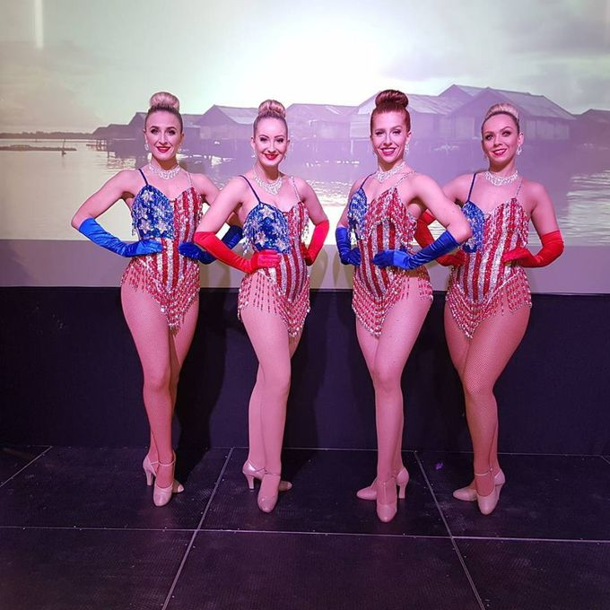 Chica Bonita Entertainment - Dance Act  - Leicester - Leicestershire photo
