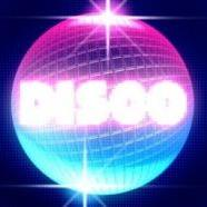 Funkie Diva Discos - DJ SteveDmxRoberts Projector and Screen