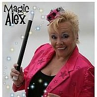 Magic Alex Close Up Magician