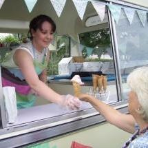 Lottie Ice Cream Van Ice Cream Cart