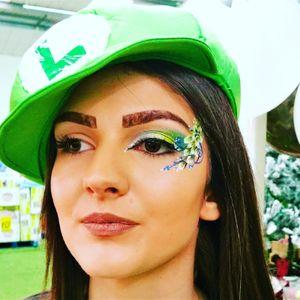 Glitter-Arty Face Painting Children Entertainment