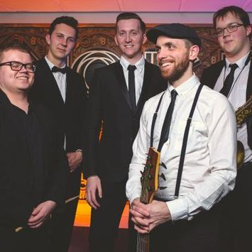 The Hudson Dukes - Live music band , Leeds,  Function & Wedding Band, Leeds Soul & Motown Band, Leeds Swing Band, Leeds Jazz Band, Leeds Vintage Band, Leeds