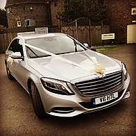 HTL Executive Cars Wedding car