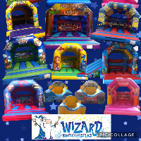 Wizard Bouncy Castles - Children Entertainment , Middlesex,  Bouncy Castle, Middlesex
