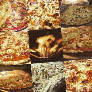 Fully Loaded Pizza Wedding Catering