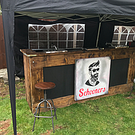 Schooners Craft Bar Event Equipment