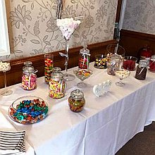 Sweets & Treats Sweets and Candies Cart