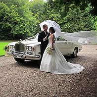 Alnwick Wedding Cars Vintage & Classic Wedding Car