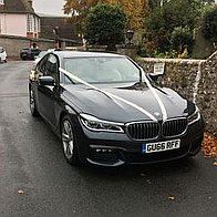 Sussex Executive Cars Chauffeur Driven Car