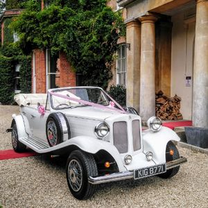 CWC Wedding Car Hire Chauffeur Driven Car