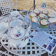 Marie's Travelling Tea Afternoon Tea Catering