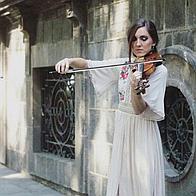 Naomi Wilmshurst Violinist