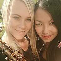 Beautiful Sounds Acoustic Duo Saxophonist