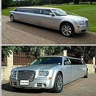 Limo Style Chauffeur Driven Car