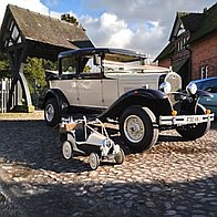 Grace Wedding Cars Vintage & Classic Wedding Car
