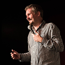James Cook Stand-up Comedy