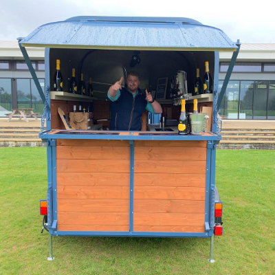 The Suffolk Horsebox Bar Mobile Bar