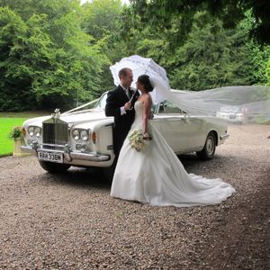 Alnwick Wedding Cars Luxury Car