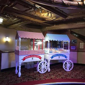 Lytham Сandy Сarts Sweets and Candy Cart