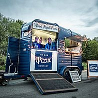 Tin Box Pizza Company Limited Pizza Van