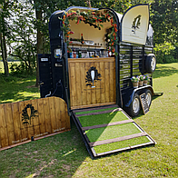 The Thirsty Forester Mobile Bar