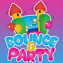 Bounce & Party Bouncy Castle