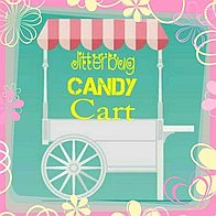 Jitterbug Candy Cart Sweets and Candies Cart