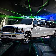 New Forest Limousines Limousine