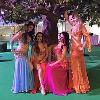 Hafla Entertainment Cheltenham Dance Act