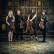 Aurora Strings String Quartet