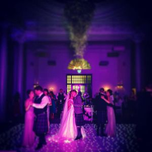 Wedding DJ Scotland Silent Disco