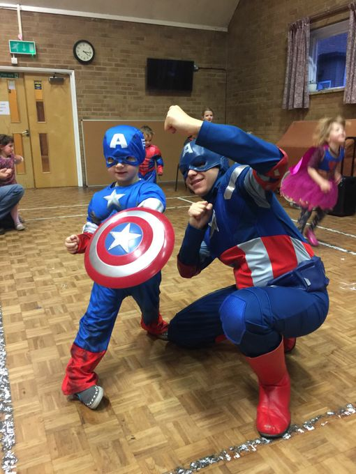 CTP Party - Children Entertainment Event planner Games and Activities Event Staff  - Fleet - Hampshire photo