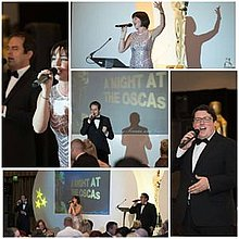 Leading Lights Productions Singing Waiters