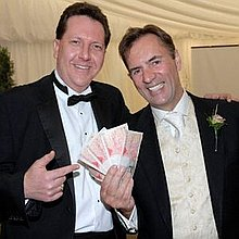 David Diamond. Corporate Illusion Ltd Wedding Magician