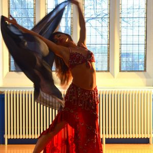 Edinburgh Bellydancing  Lara Dance Instructor