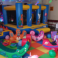 Launceston Bouncy Castle & Soft Play Hire Event Equipment
