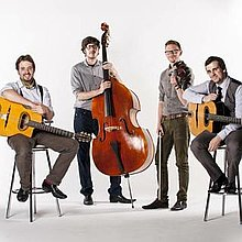 Tzigauners - Gypsy Jazz Ensemble Singer