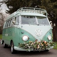 McTrigg Campers - VW Splitscreen Wedding Hire Transport
