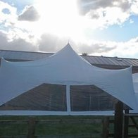 Stuarts Events Stretch Marquee