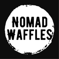 Nomad Waffles Sweets and Candies Cart