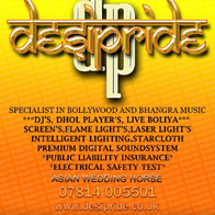Dhol Players in Bradford Manchester Bolton Preston Sheffield Stoke Derby Dewsbury Asian DJ Comedian