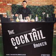 The Cocktail Broker Mobile Bar
