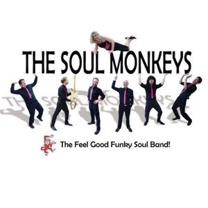 The Soul Monkeys - Live music band , Canterbury,  Function & Wedding Band, Canterbury Soul & Motown Band, Canterbury Funk band, Canterbury