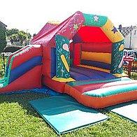 ABC Bouncy Castle Hire Plymouth Children Entertainment