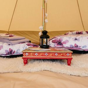 Faraway Hideaway Bell Tents Marquee & Tent