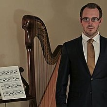Llywelyn Ifan Jones Harpist