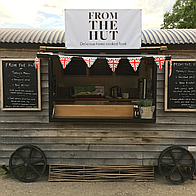 From The Hut Food Van