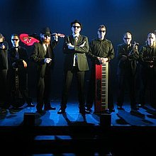 The Rhythm and Blues Brothers 80s Band